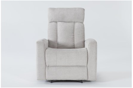 Halo II Buff Power Recliner With Power Headrest - Main