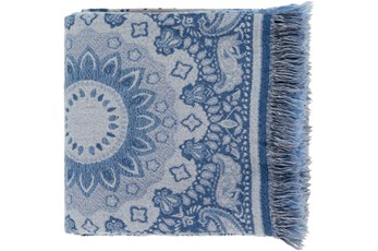 Accent Throw-Denim Patchwork