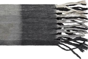 Accent Throw-Grey Plaid