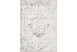 """2'6""""x7'3"""" Rug-Traditional Pale Multicolor"""
