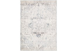 79X108 Rug-Traditional Pale Multicolor
