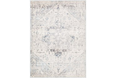 """8'8""""x12' Rug-Traditional Pale Multicolor"""