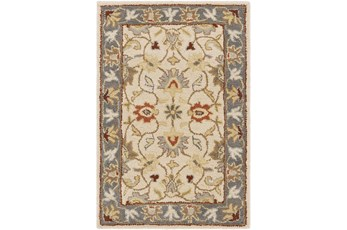 24X36 Rug-Traditional Multicolor