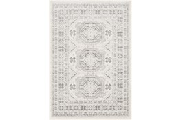 "5'3""x7'3"" Rug-Global Muted Grey And Khaki"
