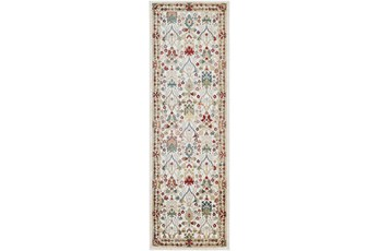 30X94 Rug-Traditional Mutlicolor