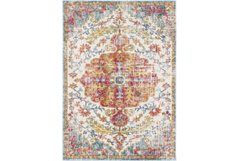 2'x3' Rug-Traditional Multicolored