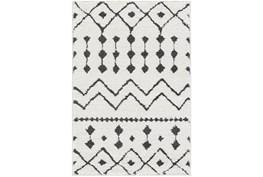 2'x3' Rug-Global Black And White