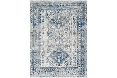 9'x12' Rug-Traditional Blue