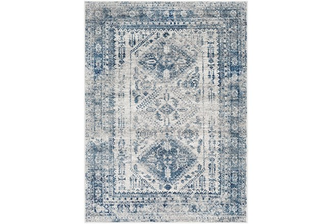 9'x12' Rug-Traditional Blue - 360