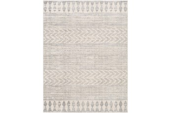 94X94 Square Rug-Global Grey