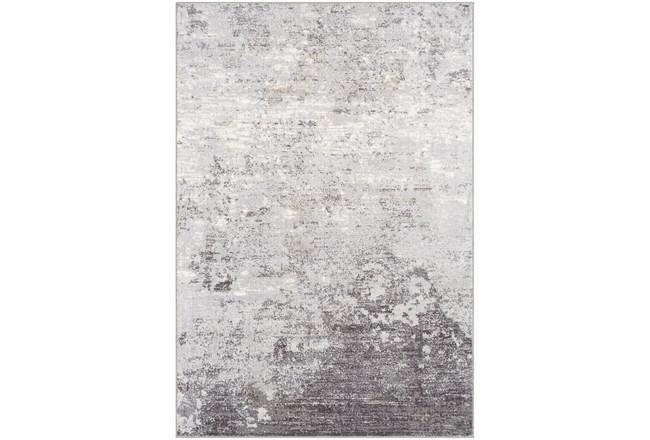 24X36 Rug-Modern Greys And White - 360