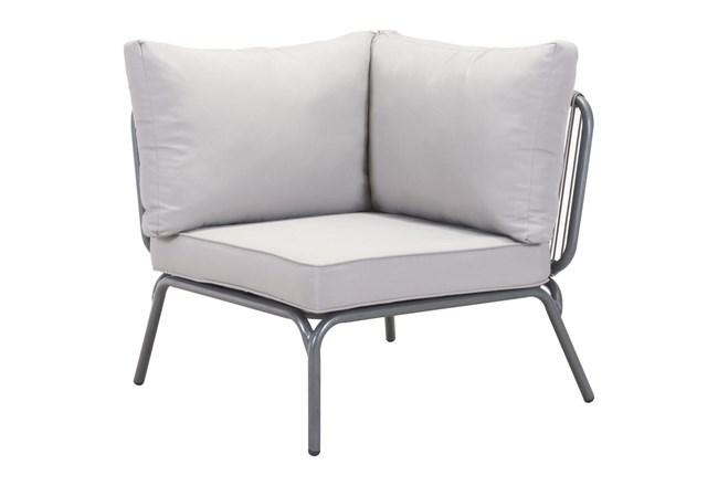 Dana Outdoor Gray Single Corner  - 360
