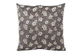 Accent Pillow-Paisley Multicolor 16X16