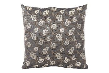 Accent Pillow-Paisley Multicolor 16X16