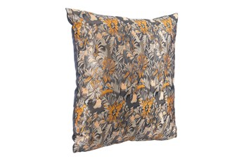 Accent Pillow-Flower Multicolor 16X16