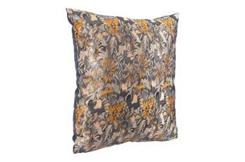 Accent Pillow-Flower Multicolor 16X16