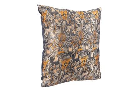 Accent Pillow-Flower Multicolor 16X16 - Main