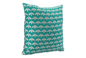 Accent Pillow-Beesgreen 16X16