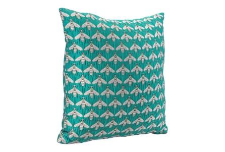 Accent Pillow-Beesgreen 16X16 - Main