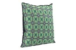 Accent Pillow-Kaleidescope Green 16X16