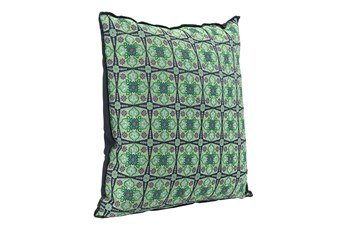 Accent Pillow-Kaleidescope Green 16X16