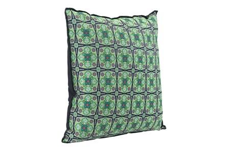 Accent Pillow-Kaleidescope Green 16X16 - Main
