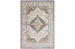 63X87 Rug-Traditional Multicolor