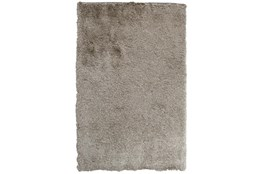 108X144 Rug-Modern Luxe Taupe Shag