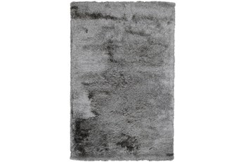 9'x12' Rug-Modern Luxe Dark Gray Shag