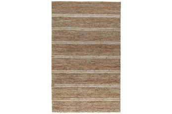8'x10' Rug-Rustic Ivory Natural Stripe