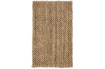 60X96 Rug-Rustic Loop Natural Fiber