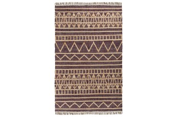 31X96 Runner Rug-Modern Distressed Port