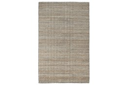 2'X3' Rug- Natural And Black Textured