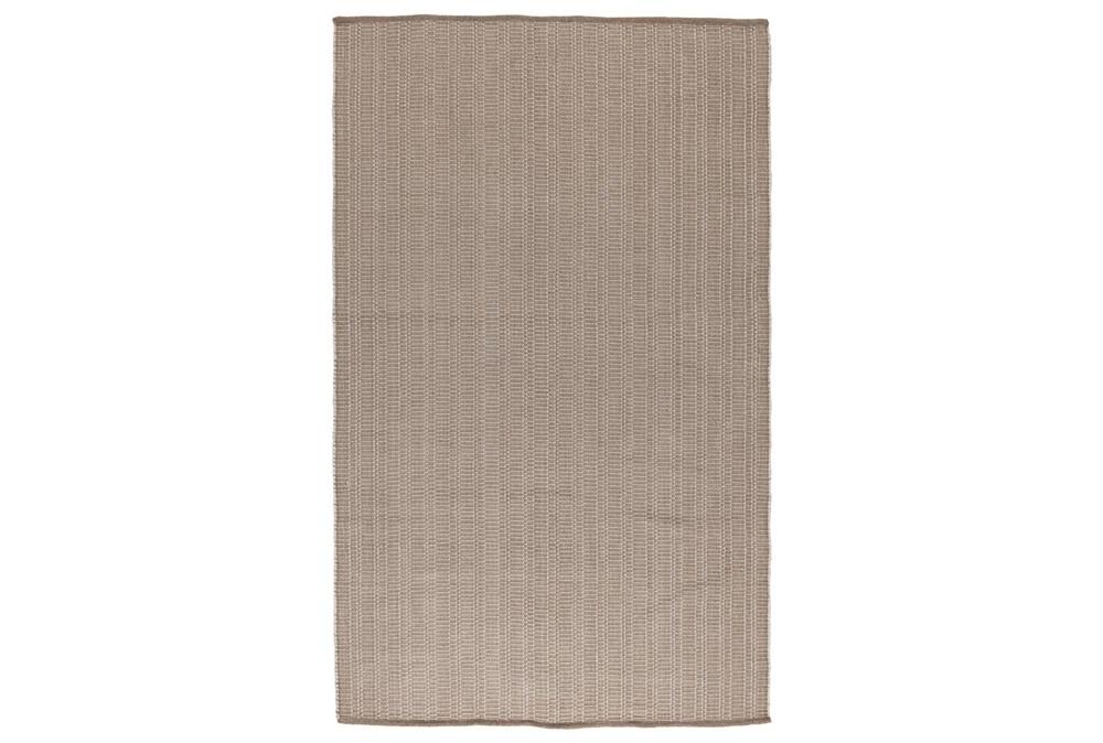 60X96 Rug-Modern Indoor Outdoor Sand