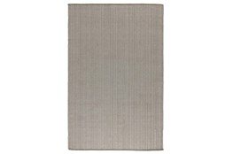 96X120 Rug-Modern Indoor Outdoor Pebble Gray