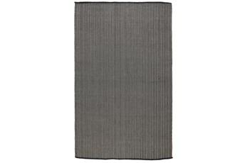 96X120 Rug-Modern Indoor Outdoor Charcoal