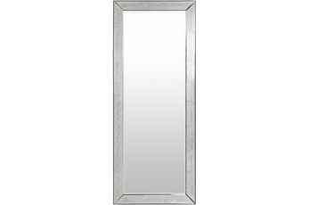 Mirror-Antique Silver 30X70