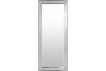 Mirror-Antique Silver 30X70