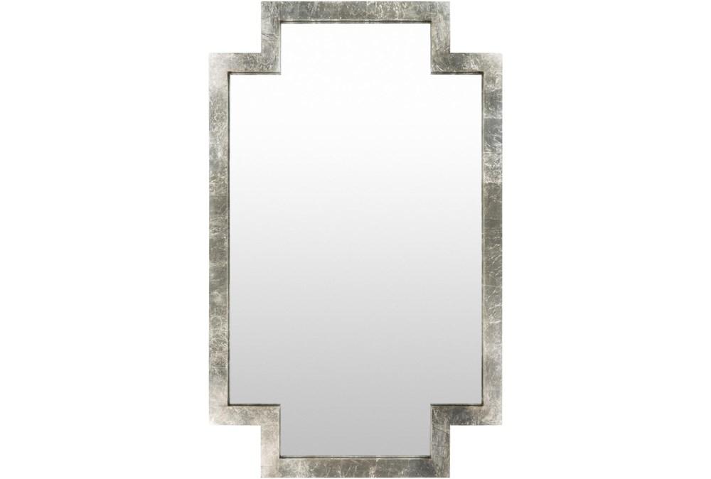 Mirror-Silver Gilded 40X65