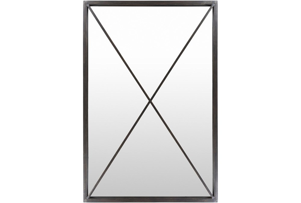 Mirror-Metal Black X 40X60