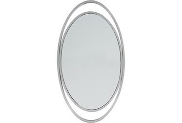 Mirror-Silver Nickel 27X48