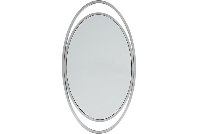 Mirror-Silver Nickel 27X48 - 360