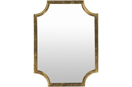 Mirror-Gold Gilded 30X40