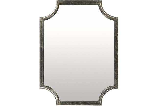 Mirror-Silver Gilded 30X40 - 360