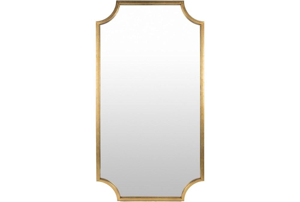 Mirror-Gold Leaf 40X75