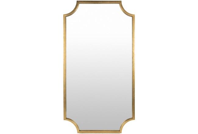 Mirror-Gold Leaf 40X75 - 360
