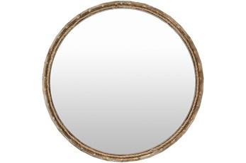 Mirror-Natural Round 29X29