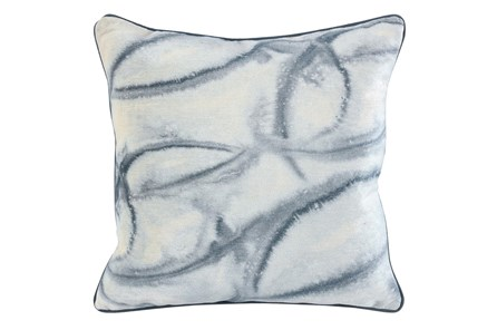 Accent Pillow-Saltwater Blue Tide 20X20 - Main