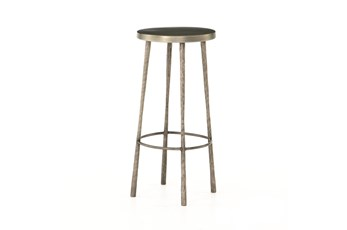 Westwood Nickel Bar Stool