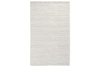 5'x8' Rug-Rustic Birch White Woven